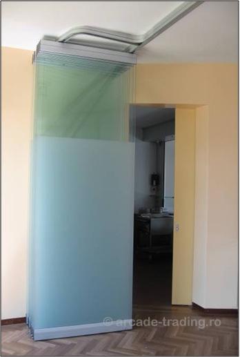 foto Sisteme de pereți glisanți - GEZE MSW