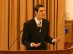 Daniel Dumitrescu 06 octombrie 2013<br>Invaţă să treci de la învăţător la Domn - Click pentru detalii