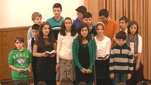 Grupa 5, Serbare Craciun 21 decembrie 2013 - Click pentru detalii
