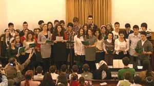 Grupa 6, Serbare Craciun 21 decembrie 2013 - Click pentru detalii