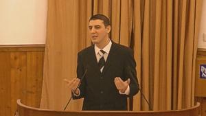Daniel Dumitrescu 4 mai 2014<br>Dumnezeu ne prive&#537;te la fel..copii - Click pentru detalii