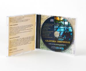 CĂLĂTORIA CREȘTINULUI – CD AUDIO (2019) - CLICK AICI PENTRU DETALII