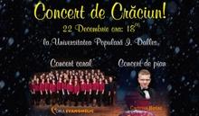 """Concert de Craciun """"Dar din Glorii"""" - CLICK AICI PENTRU DETALII"""