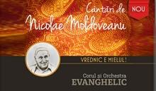 """LANSAREA ALBUMULUI  """"Cantari de Nicolae Moldoveanu"""" - CLICK AICI PENTRU DETALII"""