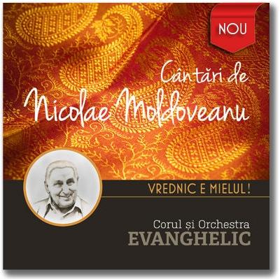 """foto LANSAREA ALBUMULUI  """"Cantari de Nicolae Moldoveanu"""""""