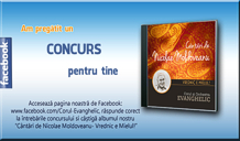 CONCURS CU PREMII - CLICK AICI PENTRU DETALII