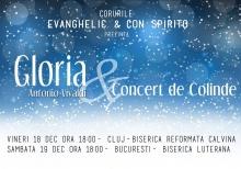 Concerte de Craciun GLORIA - VIVALDI - CLICK AICI PENTRU DETALII