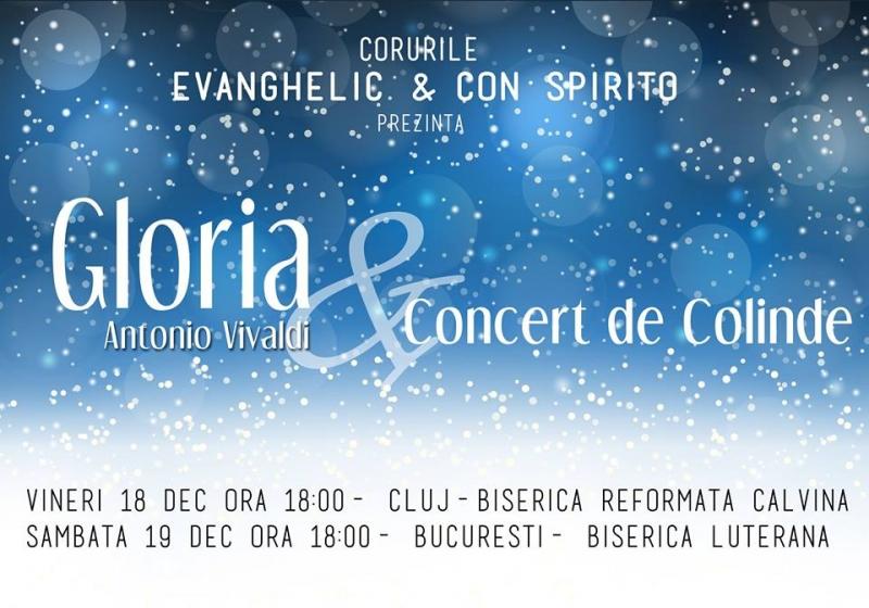 foto Concerte de Craciun GLORIA - VIVALDI
