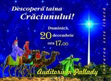 """Concert  de colinde """"Dar din Glorii"""" - CLICK AICI PENTRU DETALII"""
