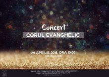 Concert Florii - Biserica Adonai - CLICK AICI PENTRU DETALII