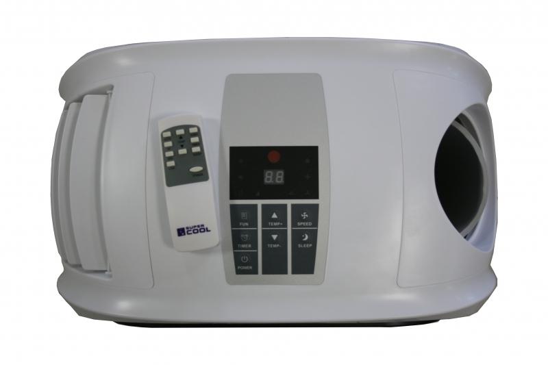 foto Aer conditionat portabil (pompă de caldură) pentru uz casnic SC14 14000BTU