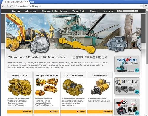 1||, Piese utilaje. www.terramachinery.ro - CLICK AICI PENTRU DETALII