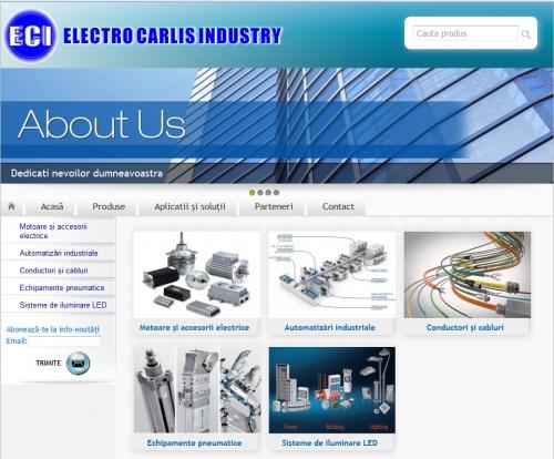 1||, Automatizari industriale. Electro Carlis Industry s.r.l. - CLICK AICI PENTRU DETALII