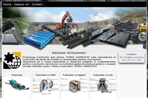 1||, Piese concasor. www.terra-agregate.ro - CLICK AICI PENTRU DETALII