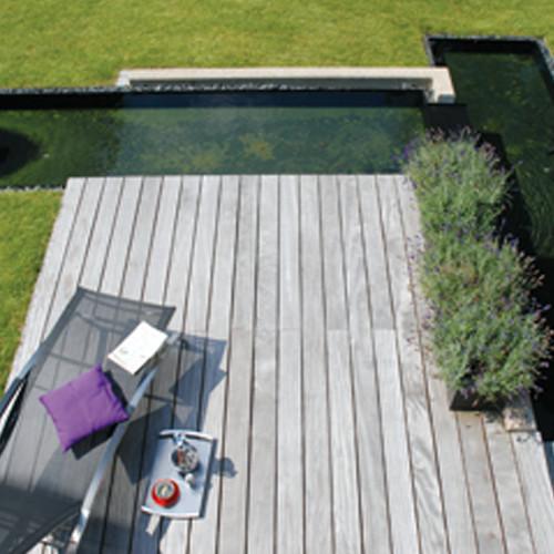 foto Tali -  decking - lemn terasa
