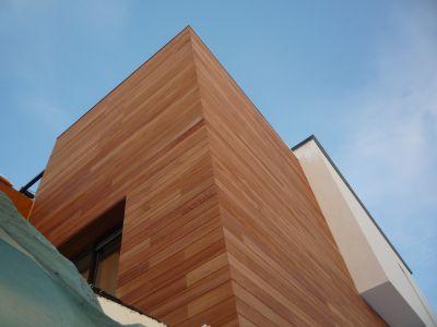 Placare exterioara Okume.