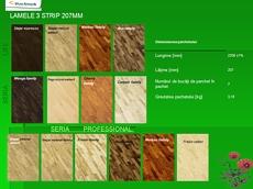 , Barlinek - Seria Professional<br>parchet triplustratificat - CLICK AICI PENTRU DETALII