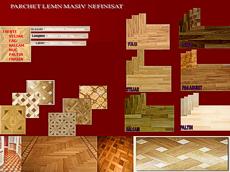 , Parchet din lemn masiv nefinisat - CLICK AICI PENTRU DETALII